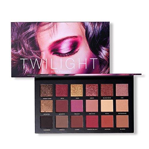 Lidschatten Palette Matt | Lidschatten Palette Glitzer | Lidschatten Palette Makeup Eyeshadow | 18...