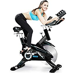 Indoors Cycling Spin Bike For Tall Riders