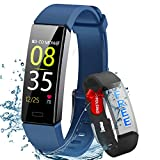 HOFIT Fitness Tracker,Orologio Braccialetto Smartwatch Activity Tracker Impermeabile IP68,Pressione...