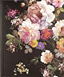 Midnight Floral Journal (Diary, Notebook)