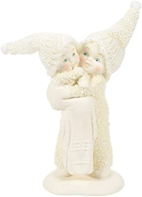 Department 56 Snowbabies Kindness Tender Baby Care Figurine, 4.72 Inch, Multicolor