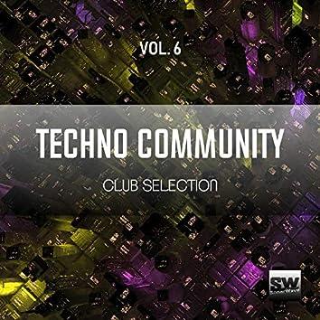 Techno Community, Vol. 6 (Club Selection)