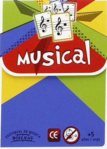 La Baraja Musical: Aprende jugando con la baraja