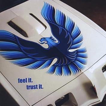 feel it. trust it.