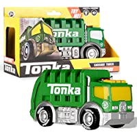 Tonka Mighty Force Lights & Sounds Garbage Truck