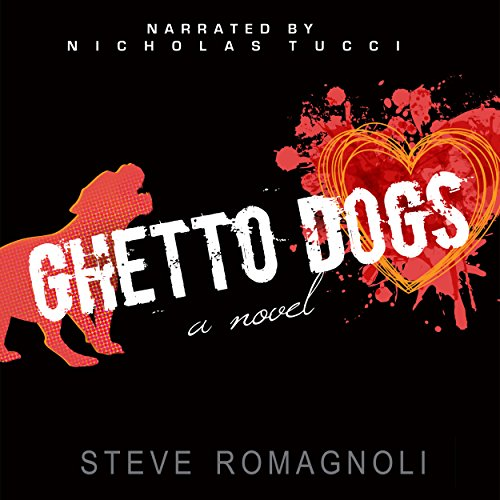 Ghetto Dogs audiobook cover art