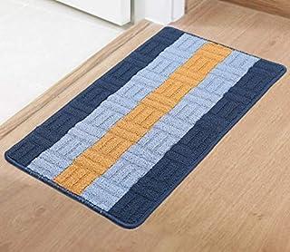 Ki-Shop Non Slip Door Mat for Home - Low Profile Door Mat Outdoor or Indoor - Welcome Mat 37cm*57cm - Absorbent Resist Dir...