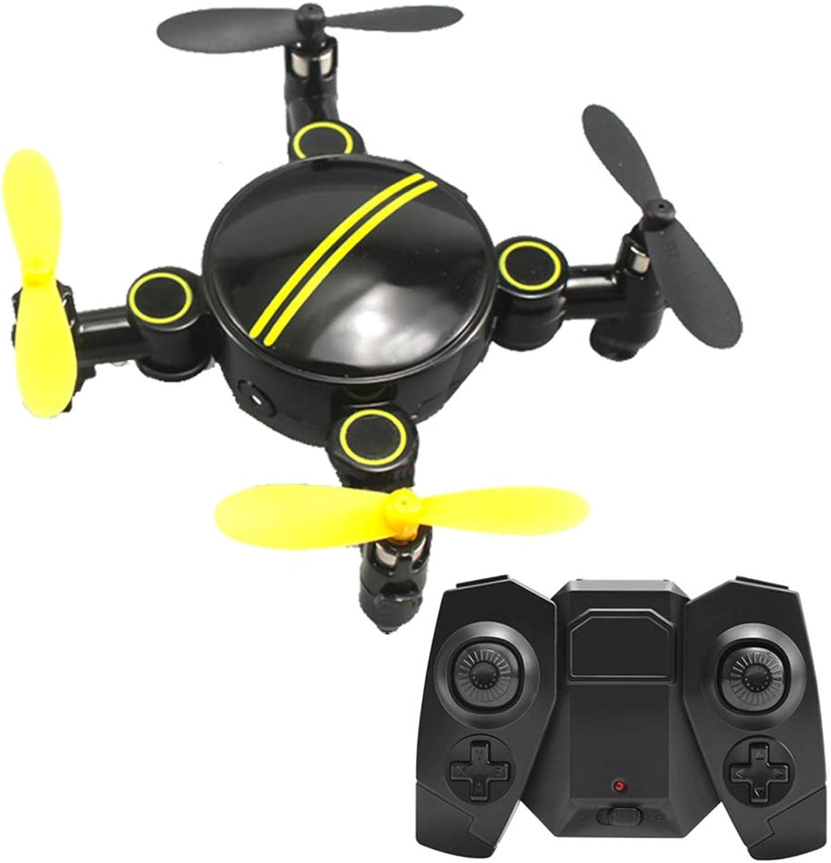 CAPTIANKN Mini Drone FourAxis Aircraft, 200W Pixel HD Camera, Headless Mode WiFi Remote Remote Remote Battery