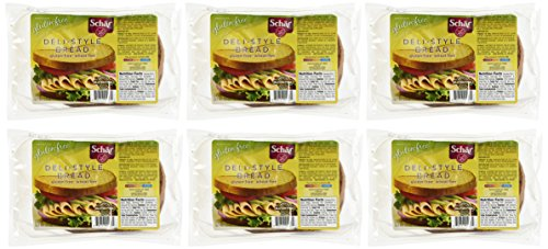 Schar Deli-Style Bread Gluten Free -- 8.5 oz(Case of 6)