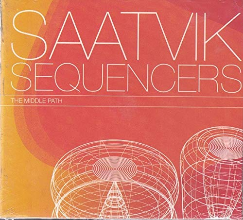 The Middle Path- Saatvik Sequencers (Brand New Single Disc Audio Cd, Released By Audio Ashram)