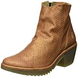 Fly London Wega025fly, Botines para Mujer, Marrón (Tan...