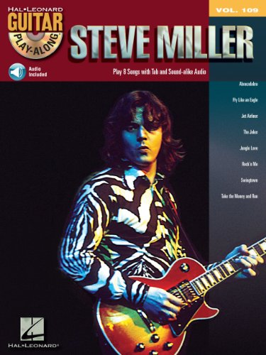 Steve Miller Songbook: Guitar Play-Along Volume 109 (English Edition)