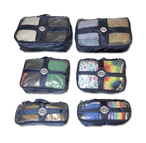 Gallivanter Gear Expandable Packing Cubes