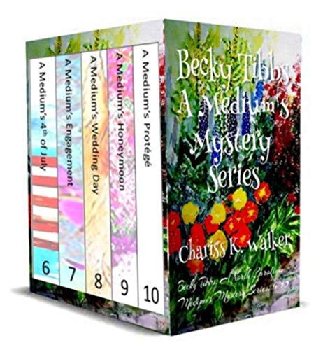 Becky Tibbs: A Medium's Mystery Series, Books 6-10 : A Cozy Ghost Mystery series (Becky Tibbs: A North Carolina Medium's Mystery)