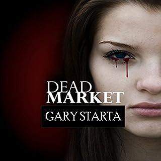 Dead Market audiobook cover art