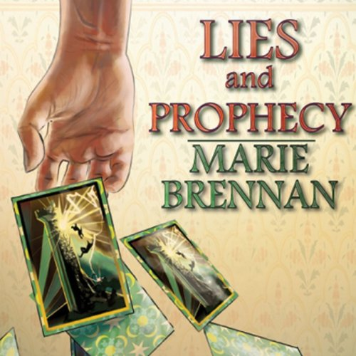Lies and Prophecy audiobook cover art