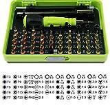 Juego de Destornilladores Screwdriver Sets Herramienta de reparación de destornillador de destornillador de precisión de telecomunicación electrónica multifunción 53 In1