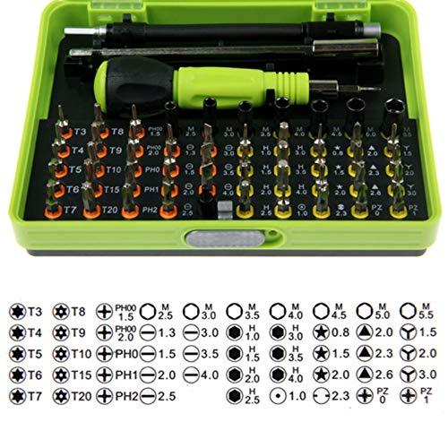 Juego de Destornilladores Screwdriver Sets Herramienta de reparación de destornillador de destornillador...