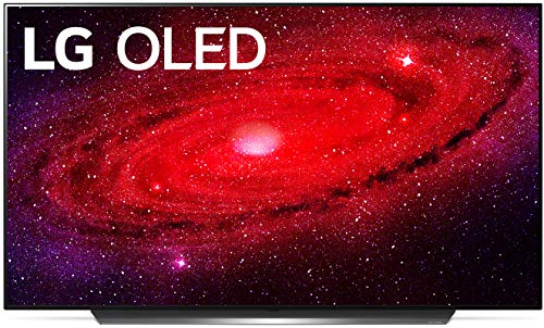 LG OLED65CXPUA Alexa Built-In CX 65' 4K Smart OLED TV (2020)