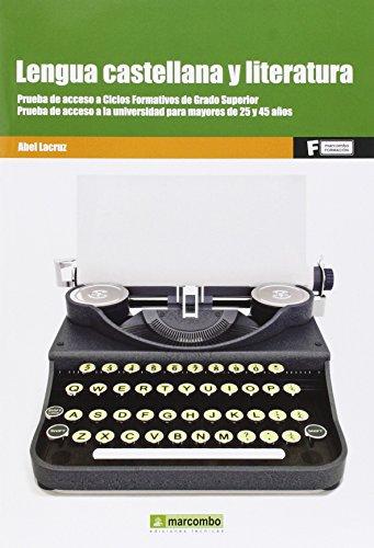 *Lengua castellana y literatura: 1 (MARCOMBO FORMACIÓN)