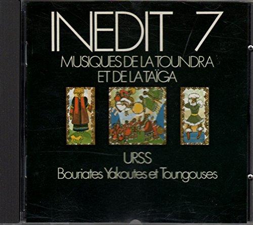 Musiques de la Toundra et de la Taiga / URSS Bouriates Yakoutes et Toungouses