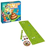 Don't Step In It – Juego de Mesa Don't Step In It – No Caminar Paso a Deen – Juego Divertido – Versión Francesa