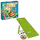 Hasbro Don't Step In It Estuche de Juego - Juegos y Juguetes de Habilidad/Activos (Estuche de Juego, Multicolor, 4 año(s), Adultos y niños, Niño/niña, 340 g)