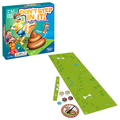 Don't Step In It – Juego de Mesa Don't Step In It...