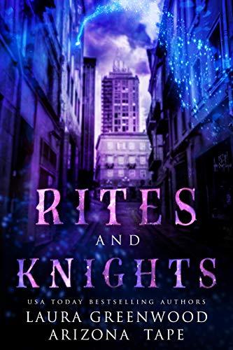 Rites and Knights Arizona Tape Laura Greenwood Amethyst's Wand Shop Mysteries