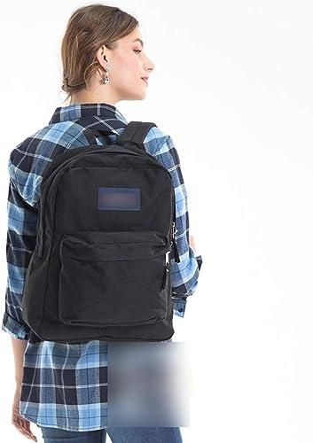 GCCI Loisirs Sac à dos Business Sac à dos Sac à dos pour ordinateur Sac à dos léger Hommes 'S Backpack femmes' S Sac à dos,Noir,42,5  33  21,5cm
