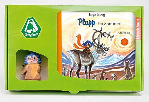 Plupp - Geschenkset: Plupp im Sommer