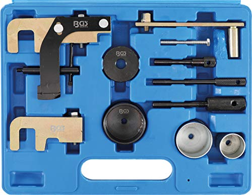 BGS 62505 | Motor-Einstellwerkzeug-Satz | für Renault, Opel, Nissan | 12-tlg.