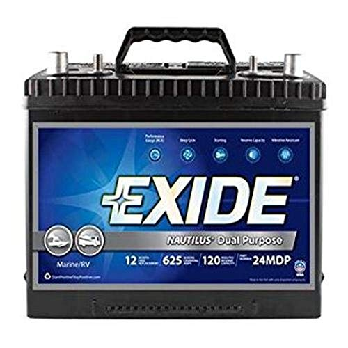 Exide 24MDP Trolling Motor Battery