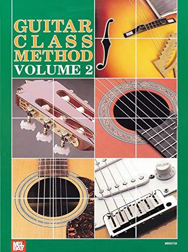 bon comparatif Méthode de cours de guitare Volume 2 (version anglaise) un avis de 2021