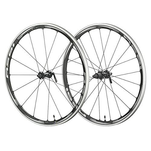 """SHIMANO Par de ruedas WH-RS81-C35-TL 28""""/700C"""