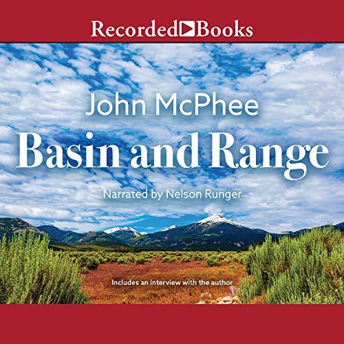 Basin and Range Audiobook By John McPhee cover art