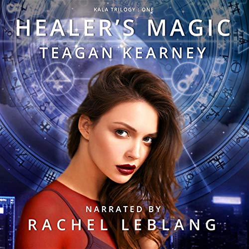Healer's Magic  By  cover art