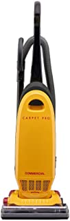 Carpet Pro Commercial Upright Vacuum with Tools