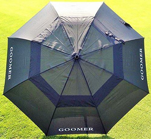 Paraguas Golf pantalla Partner pantalla XXL gigante 8piezas Doble techo + ventilación