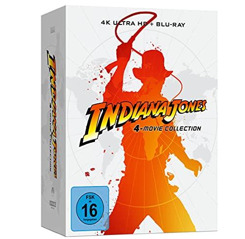 Indiana Jones – 4-Movie Collection -...