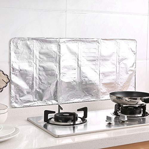 Socobeta Cottura a Caldo Baffle Pratico Pieghe Piatto per Stor per Barbecue