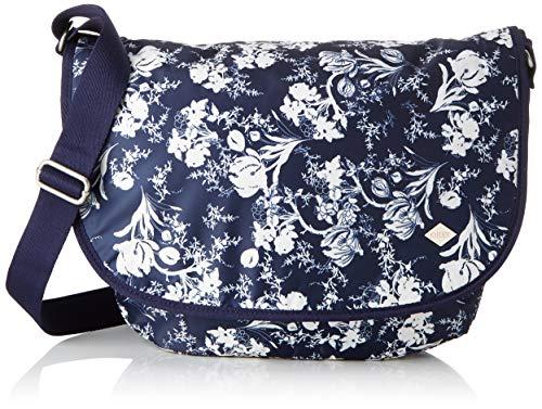 Oilily Damen Groovy Diaperbag Lhf Tote, Blau (Dark Blue), 14.0x29.0x40.0 cm