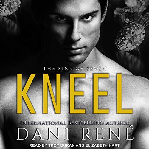 Kneel audiobook cover art