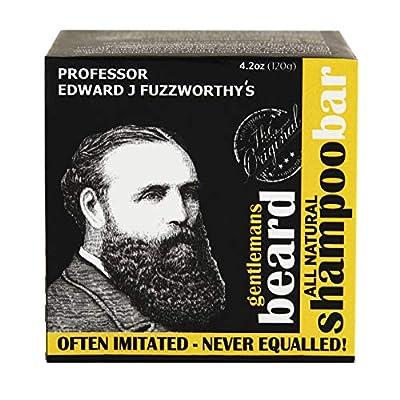 Professor Edward J Fuzzworthy's Gentleman's Beard Gloss Shampoo by Beauty & the Bees