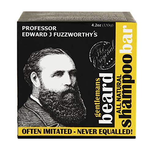 Professor Fuzzworthy's Beard SHAMPOO with All Natural Oils From Tasmania Australia - 125gm by Beauty and the Bees Tasmania