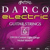 【 並行輸入品 】 Darco (ダルコ) D9150 Nickel Plated アコースティックギター 弦, Custom