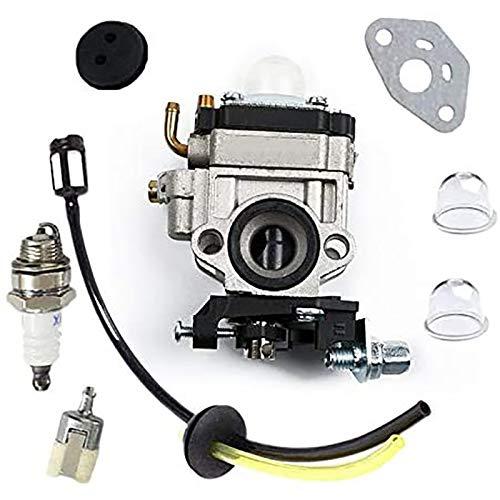 Yantan Carburateur avec bougie d'allumage Kit de rechange