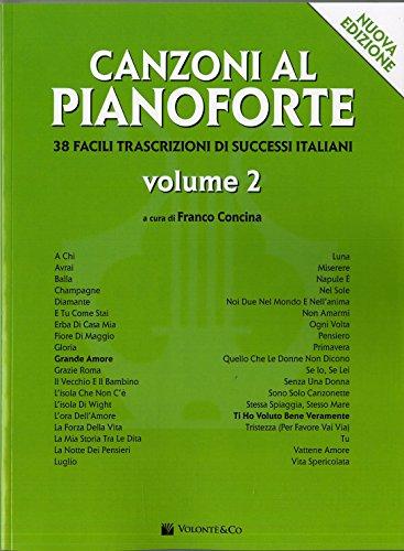 Canzoni al pianoforte: 2
