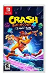 Crash Bandicoot 4 Switch - juego de idioma español