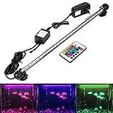 GreenSun LED Lighting 48cm LED Aquarium Light, Fish Tank Light with Remote Control